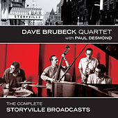 The Complete Storyville Broadcasts (feat. Paul Desmond) [Bonus Track Version] by Dave Brubeck