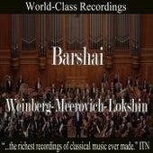 Barshai - Weinberg, Meerovich, Lokshin by Moscow Chamber Orchestra