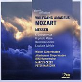 Play & Download Mozart: Messen/Kronungsmesse/Orgelsolo Messe by Wofgang Amadeus Mozart | Napster