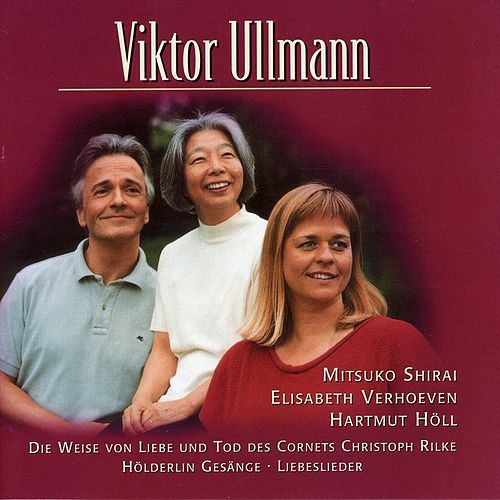 Ullmann: Liebeslieder Op. 26/Die Weise von Liebe und Tod by Shirai