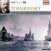Tchaikovsky: Overture 1812/Cappricio Italien/Marche Slave by Academy of St. Martin in the Field