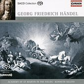 Handel: Overtures by Academy of St. Martin in the Field