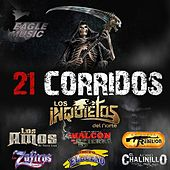 Play & Download 21 Corridos by Various Artists | Napster