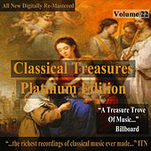 Classical Treasures: Platinum Edition, Vol. 22 (Remastered) by Various Artists