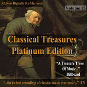 Play & Download Classical Treasures: Platinum Edition, Vol. 15 (Remastered) by Various Artists | Napster