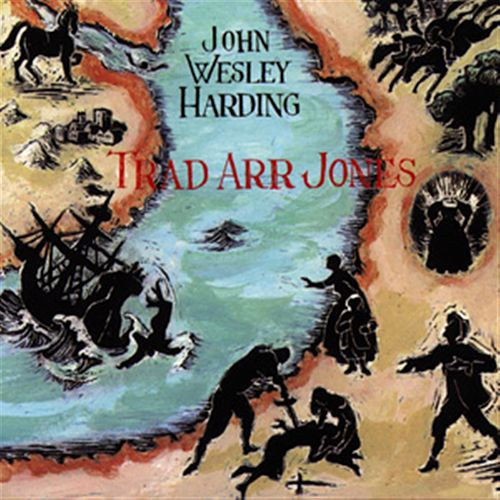 Play & Download Trad Arr Jones by John Wesley Harding | Napster