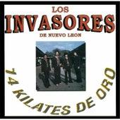 14 Kilates de Oro by Los Invasores De Nuevo Leon