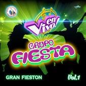Gran Fiestón Vol. 1: Música de Guatemala para los Latinos (En Vivo) by Grupo Fiesta