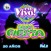 20 Años Vol. 2: Música de Guatemala para los Latinos (En Vivo) by Grupo Fiesta