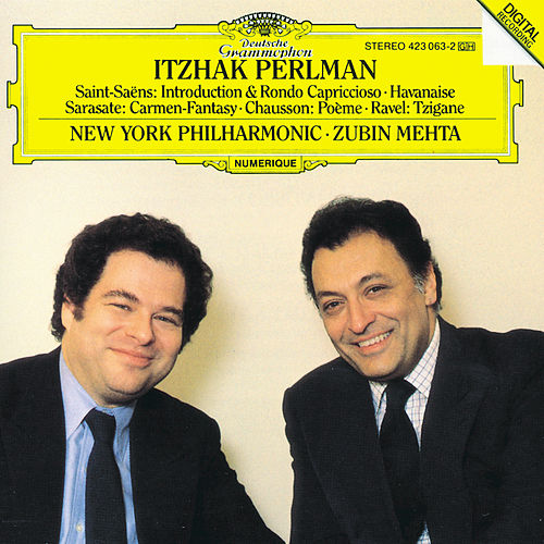 Play & Download Fantasy Concerto On The Opera 'Carmen' Opus 25 by Itzhak Perlman | Napster