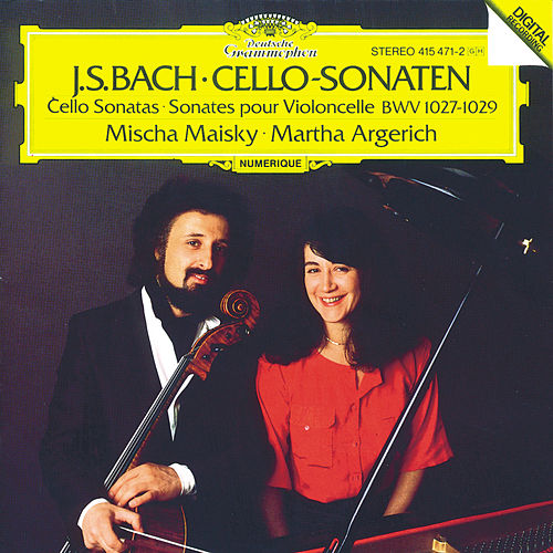 Play & Download Bach, J.S.: Cello Sonatas BWV 1027-1029 by Mischa Maisky | Napster