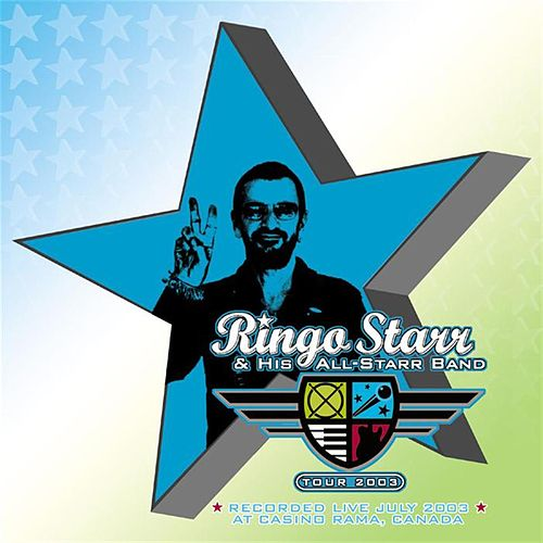 Tour 2003 by Ringo Starr