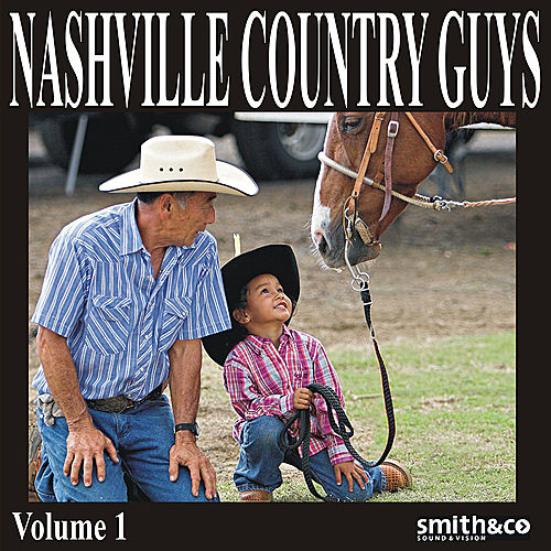 Nashville Country Guys, Volume 1 by Various Artists