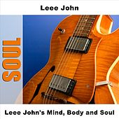 Leee John's Mind, Body and Soul by Leee John