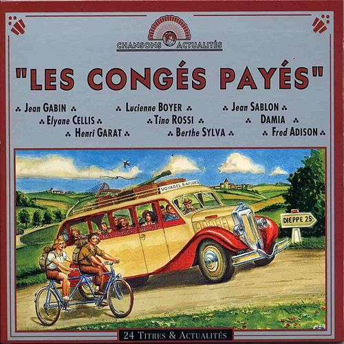 Play & Download Les Conges Payes by Various Artists | Napster