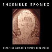 Play & Download String Trios by Kurtág, Penderecki, Schnittke, Weinberg by Ensemble Epomeo | Napster