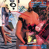 Electric Newspaper Issue One by Psychic TV