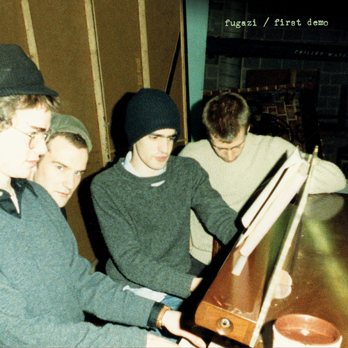 First Demo by Fugazi