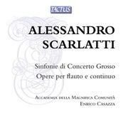 Scarlatti: Sinfonie di concerto grosso von Paolo Capirci