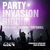 Play & Download Party Invasion Riddim by Various Artists | Napster