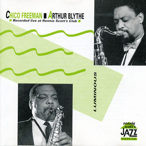 Luminous by Arthur Blythe