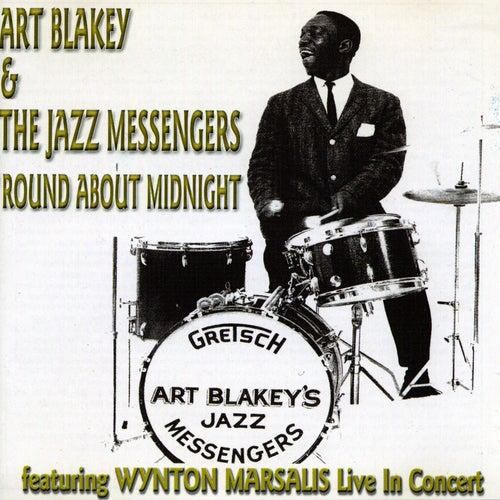 Round About Midnight by Art Blakey