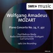 Play & Download Mozart: Piano Concerto No. 24, K. 491 (Live) by Paul Badura-Skoda | Napster