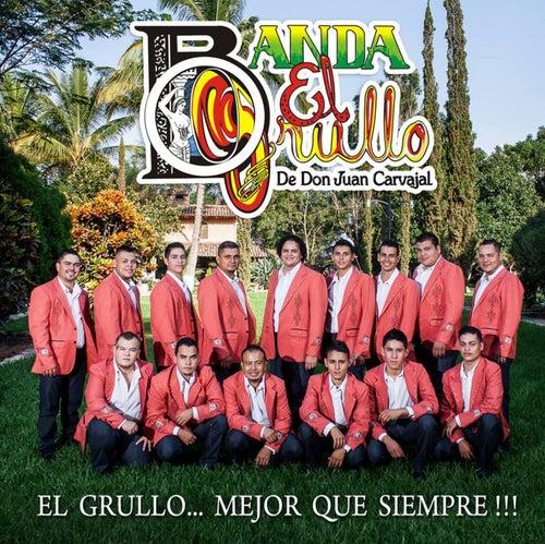 Play & Download El Grullo... Mejor Que Siempre!!! by Banda El Grullo | Napster