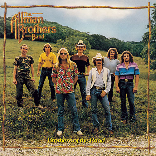 Brothers of the Road by The Allman Brothers Band