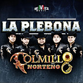 La Plebona - Single by Colmillo Norteno