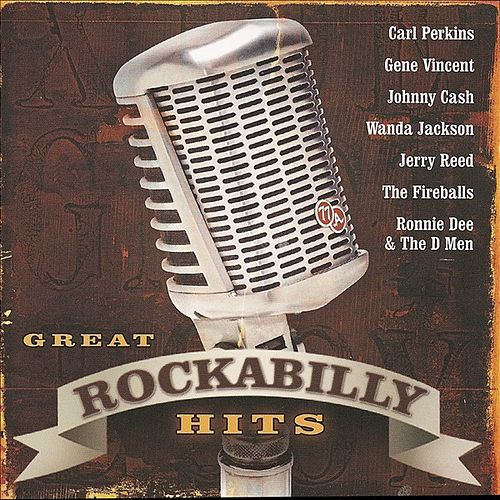 Play & Download Great Rockabilly Hits by Various Artists | Napster