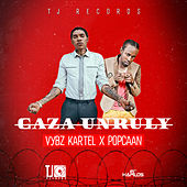 Gaza Unruly - LP by Various Artists