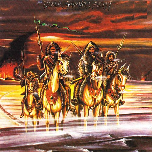The Baker Gurvitz Army by The Baker Gurvitz Army