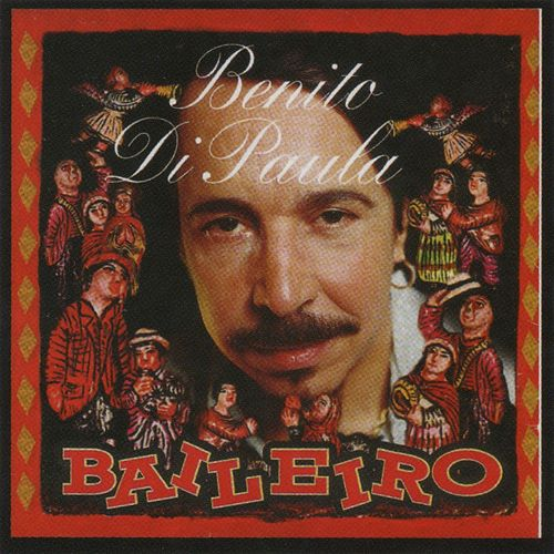 Play & Download Baileiro by Benito Di Paula | Napster