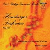 Play & Download C.P.E. Bach: Hamburger Sinfonien, Wq 182 by Keski-Pohjanmaan Kamariorkesteri | Napster