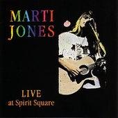 Live at Spirit Square by Marti Jones