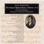 Songs of Robert Burns Vol 1 &  2 by Jean Redpath