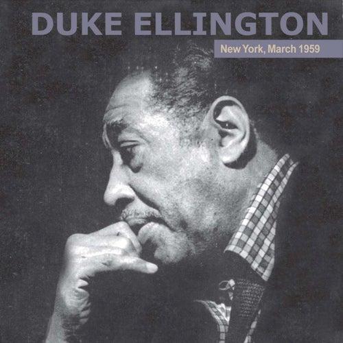 New York, March 1959 by Duke Ellington