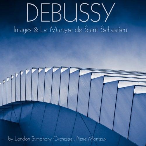 Debussy: Images & Le martyre de Saint Sebastien by Pierre Monteux