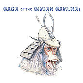 Saga of The Simian Samurai by Tom C3