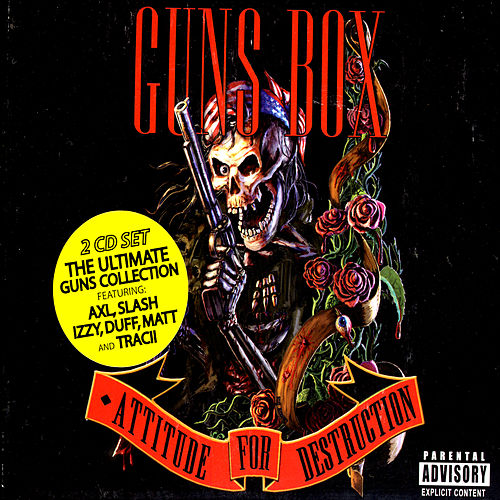 Play & Download Guns Box - Attitude For Destruction by Various Artists | Napster