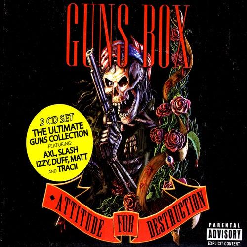 Guns Box - Attitude For Destruction by Various Artists
