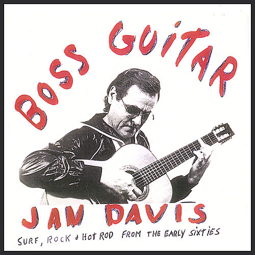 Jan Davis - Boss Guitar by Jan Davis