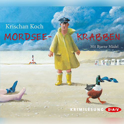 Mordseekrabben von Krischan Koch