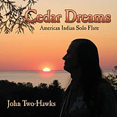 Cedar Dreams - American Indian Solo Flute by John Two-Hawks