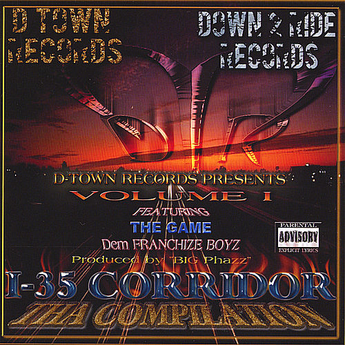 Play & Download I-35 Corridor The Compilation Featuring The Game One Blood (Remix) And Dem Franchize Boyz And E-Class From Swishahouse by Various Artists | Napster