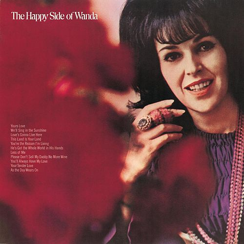 Play & Download The Happy Side Of Wanda Jackson by Wanda Jackson | Napster