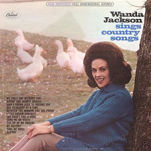 Play & Download Sings Country Songs by Wanda Jackson | Napster