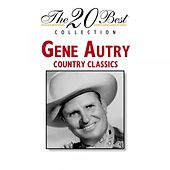 The 20 Best Collection by Gene Autry