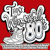 Those Wonderful 80's by Various Artists